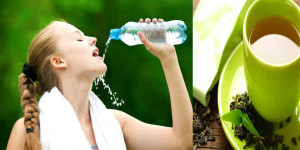 স্লিম হবার ২টি সহজ উপায় ডায়েট ও ব্যায়াম না করেই_green-tea